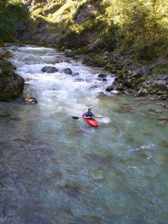 FOTKA - Enns a Steyr - divoká voda