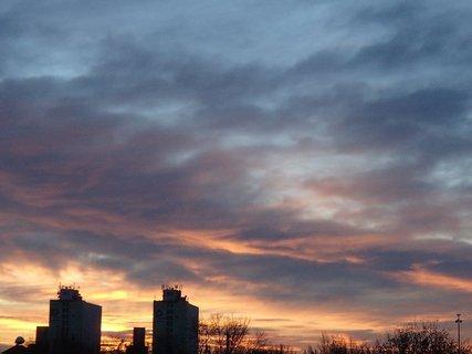 FOTKA - mraky sa schyľujú