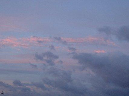 FOTKA - zaujala ma jemná ružová farba v pozadí