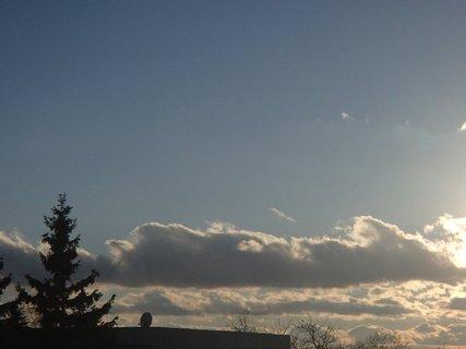 FOTKA - biele mraky