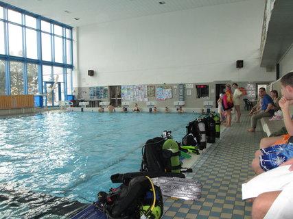 FOTKA - včerejší potápění 2