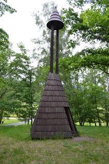 FOTKA - Valašská dědina - zvonička