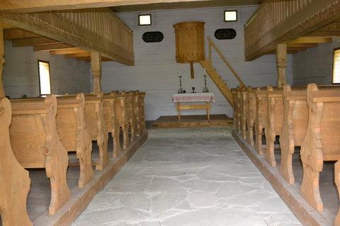 FOTKA - Evangelický toleranční kostel.