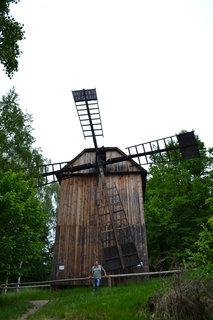 FOTKA - Větrný mlýn z Kladník