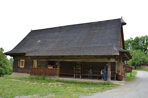 FOTKA - Obytný dům z Nového Hrozenkova