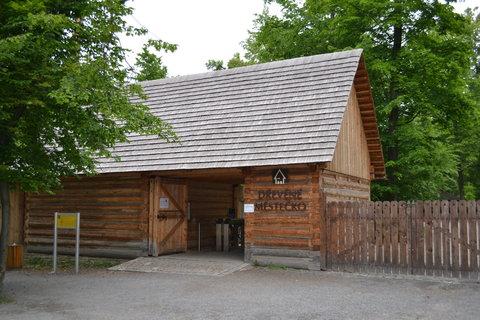 FOTKA - Dřevěné městečko