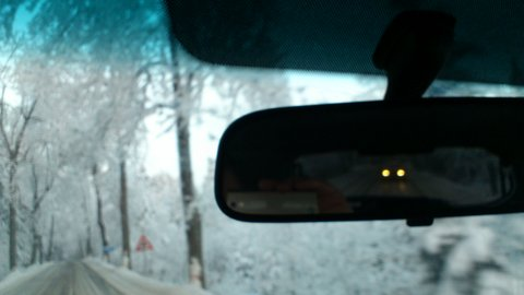 FOTKA - cesta do Kuklíku 9, někdo jede za námi