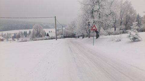 FOTKA - cesta z Kuklíku do Odrance a zpět