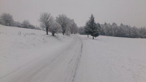 FOTKA - cesta z Kukl�ku do Odrance a zp�t  3
