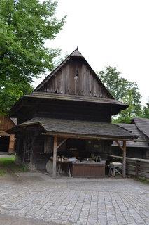 FOTKA - Dřevěné městečko...