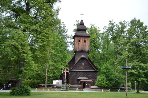 FOTKA - Dřevěné městečko - Kostel sv. Anny