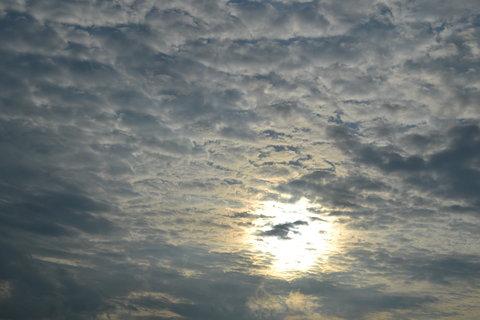 FOTKA - S podvečerní oblohou domů