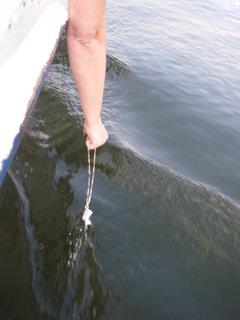 FOTKA - Křtění kříže v Nilu