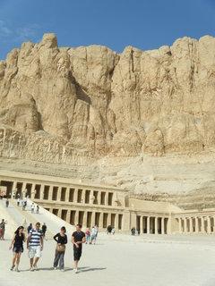 FOTKA - chrám královny Hatšepsut 2