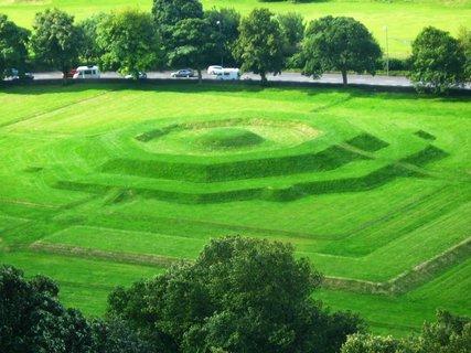 FOTKA - Skotsko - římské opevnění