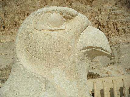 FOTKA - chrám královny Hatšepsut 4