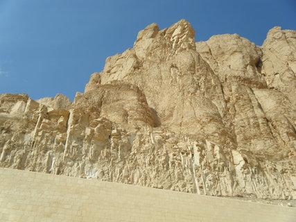 FOTKA - chrám královny Hatšepsut 5