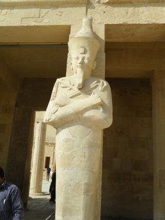 FOTKA - chrám královny Hatšepsut 6