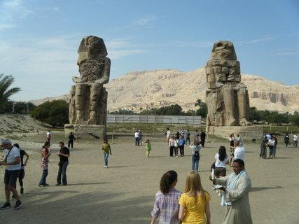 FOTKA - Memnonovy kolosy 2