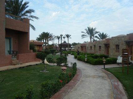 FOTKA - Hotel v Marsa Alam 4- zahrada