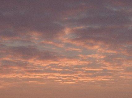 FOTKA - obloha dnes ráno 1.2.2013b