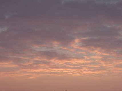 FOTKA - obloha dnes ráno 1.2.2013c