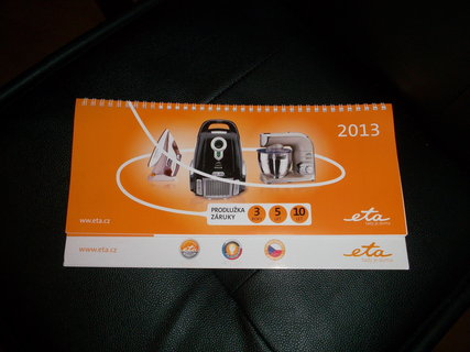 FOTKA - Stolní kalendář 2013