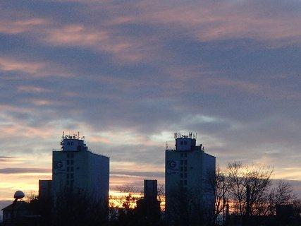 FOTKA - obloha dnes ráno 4.2.2013a