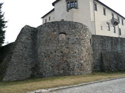FOTKA - Polná,hradby,muzeum