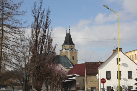 FOTKA - věž Frýdlant
