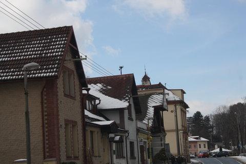 FOTKA - domky