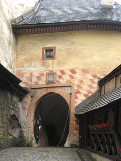 FOTKA - Oravský hrad 1