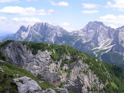 FOTKA - V Otztalských Dolomitech