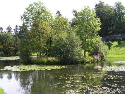 FOTKA - zámek Blair - park 10