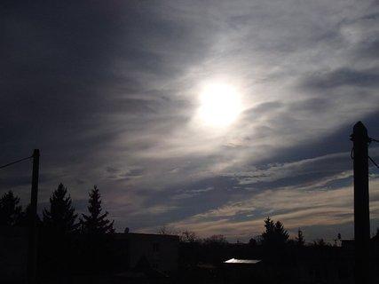 FOTKA - západ slnka 08.02.2013a