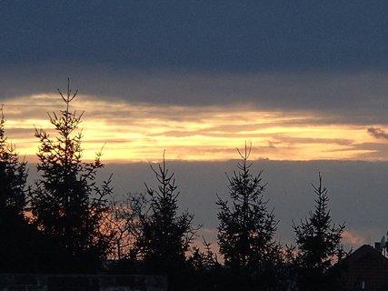 FOTKA - obloha ráno 09.02.2013b