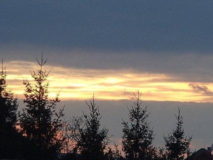 FOTKA - obloha ráno 09.02.2013e