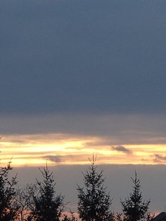 FOTKA - obloha ráno 09.02.2013f