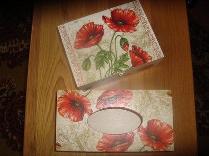 FOTKA - Krabička na čaj a na kapesníky
