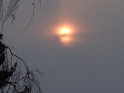 FOTKA - západ slnka 11.02.2013