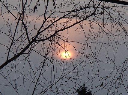 FOTKA - západ slnka 11.02.2013b