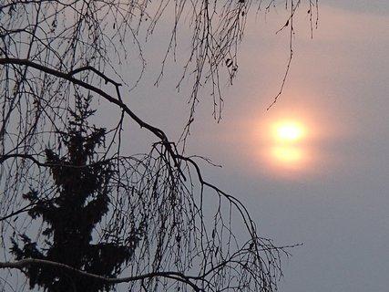 FOTKA - dvojité slnko