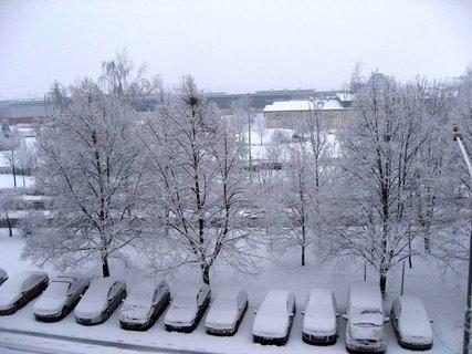 FOTKA - Zima na sídlišti 58