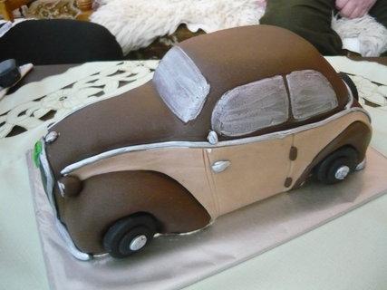 FOTKA - naše první autíčko - model