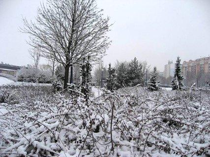 FOTKA - Zima na sídlišti 64