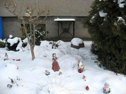 FOTKA - Zima na sídlišti 67
