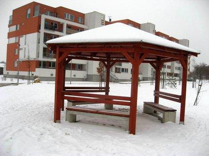 FOTKA - Zima na sídlišti 81