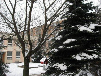 FOTKA - Zima na sídlišti 82