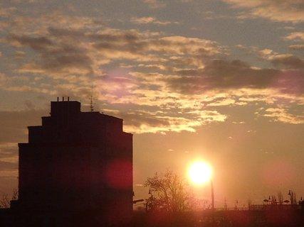 FOTKA - východ slnka 04.02.2013c