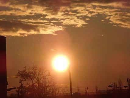 FOTKA - východ slnka 04.02.2013d